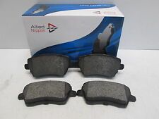 FRONT BRAKE PADS SET FITS SUZUKI	SPLASH 2008-2016 1.0 1.2 1.3 VVT CDTI HATCHBACK