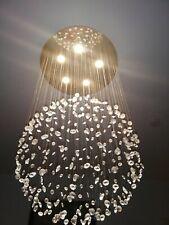Kristall Lüster deckenlampe Kristalle 50x100 cm hängeleuchte skapetze