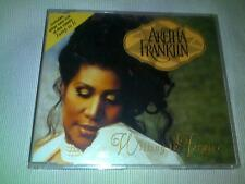 ARETHA FRANKLIN - WILLING TO FORGIVE - UK CD SINGLE