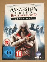Assassin's Creed Brotherhood Bonus DVD very Rare