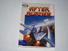 After Burner  (Amiga, 1989) Sealed Game, Vintage, Rare, Sega