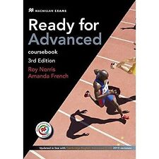 Ready for Advanced Students Book without key with Online Audio-ExLibrary