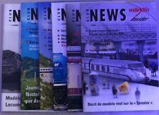 Catalogue Marklin Magazine 2008 Telex Insider News Katalog Club Français FR