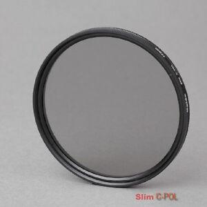 Haida Slim CPL Circular Polarizer Filter 40.5/46/49/52/55/58/62/67/72/77/82mm