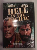Hell in the Pacific (DVD, 1999)