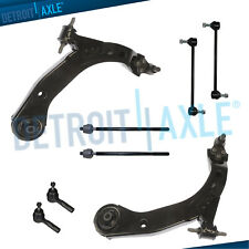 "Saturn Ion 2005 2006 2007 Front Lower Control Arms & 11.8"" Sway Bar Links"