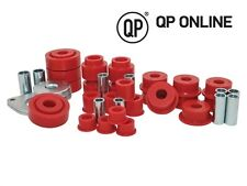 DEFENDER 90/110 DISCOVERY 1 RRC POLYBUSH CLASSIC RED SUSPENSION BUSH SET DA2220