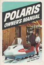 RARE 1968 POLARIS COLT SNOWMOBILE OWNER'S MANUAL  (393)