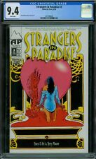 Strangers in Paradise 3 CGC 9.4 - White Pages