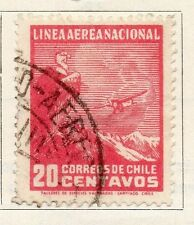 Chile 1931 Early Issue Fine Used 20c. 089751