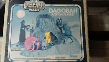 STAR WARS DAGOBAH ACTION PLAYSET INCOMPLET