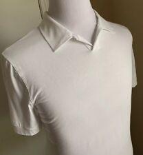 NWT $425 Giorgio Armani Mens T Shirt While L US ( 54 Eu ) Italy