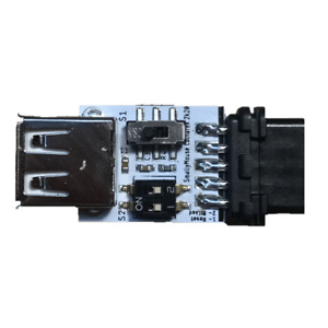Wireless USB Mouse Adapter for Amiga / Atari ST