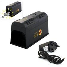 REUSABLE ELECTRONIC MOUSE RAT RODENT KILLER ELECTRIC ZAPPER TRAP PEST CONTROL