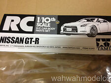 51340 TAMIYA TT-01 TB-02 TA05 TGS Nissan Skyline GT-R R35 1/10 R/C Body