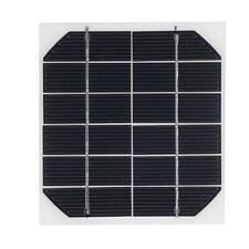Pannello solare 6v 2w  monocristallino ad alta efficienza solare