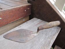 Vintage WHS Hunte & Sons Brades Co Trowel Bricklayers/Builders