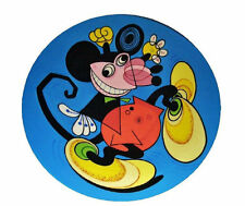 Walt Disney's Mickey Mouse Signed Limited Edition Abstract Ward Kimball Charger
