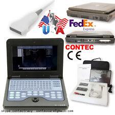 Digital Laptopportable Notebook B Ultrasound Scannermachine System75m Linear