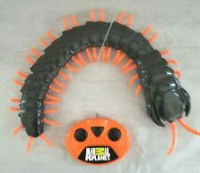 "Animal Planet Toys R Us 22"" Centipede with Remote Control Black Orange Retired"