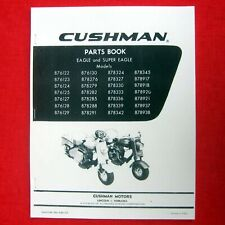 MANUAL - Vintage Parts 87000 Series Eagles -- CUSHMAN