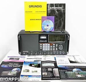Grundig Satellit 800 Shortwave AM FM Radio Receiver ***UPGRADED SPEAKER***
