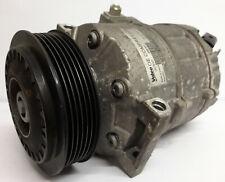 Klimakompressor Valeo DCS17 699357 Audi VW Seat Skoda ***Defekt***