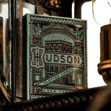 Hudson Playing Cards by Theory 11 Luxury New York Design