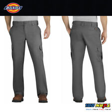 Dickies Men FLEX Regular Fit Straight Leg Cargo stretch Pants WP595 ALL COLORS