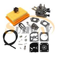 Carburateur et Filtre à Air Réparation pour STIHL FS120 FS200 FS300 FS350 FS400