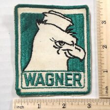 Vintage Patch - WAGNER SEAHAWKS NCAA College New York Football (?)