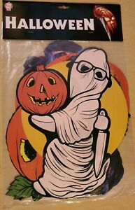 Trick or Treat Studios Halloween Michael Myers Wall Decor Vintage Style Horror