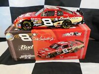 DALE EARNHARDT JR. #8 BUD ALL-STAR GAME 1/24 ACTION 2002 NASCAR DIECAST