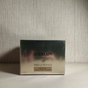GUERLAIN Abeille Royale Night Cream 50 ml | 1.6 oz NEW IN BOX