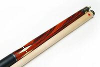 New BC-3 DELTA Billiard Pool Cue Stick BC3 Rengas Wood Custom Ivorine Real Inlay