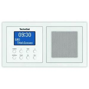 TechniSat DigitRadio DAB+ UKW Radio Bluetooth Digitalradio UP 1 Unterputzradio
