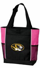 1607fcf7a377 Mizzou Tote Bag University of Missouri for BEACH SHOPPING GROCERIES POOL