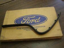 NOS OEM Ford 1975 1978 Granada Front Bumper Pad LH 1976 1977