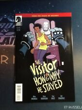 The Visitor: How and Why He Stayed #2 Dark Horse VF/NM HELLBOY (CBU091)