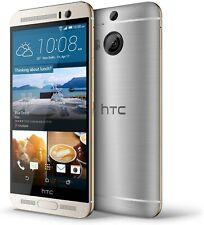 New HTC One M9 32 GB Gold on Silver- Sprint Locked
