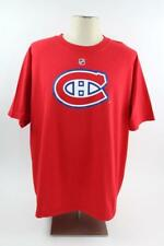 Montreal CANADIENS Price #31 T-SHIRT Reebok NHL GRAPHIC 100 Cotton 2XL Red