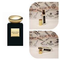 Armani Prive Rose D'Arabie - 17ml/0.57oz Extract base decante Eau de Parfum