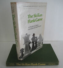 THE SICILIAN FLANK GAME by A O'Kelly de Galway, 1969 1st Ed in DJ