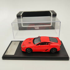 WIT'S 1/43 Lexus LFA 2011 Red Resin Limited Edition Collection