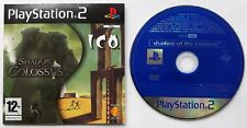 PS2 - Shadow of the Colossus & Ico - Demo (PAL) DISC EXC PlayStation *RARE*