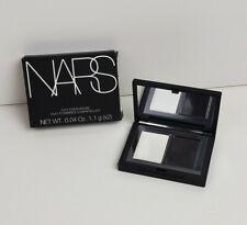 Nars Duo Eyeshadow Pandora Black and White Pearl New