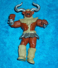 "POWER RANGERS SLASH MINOTAUR 6"" ACTION FIGURE 1994"