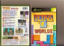Tetris Worlds XBOX/X BOX 360 Selten Retro Puzzle