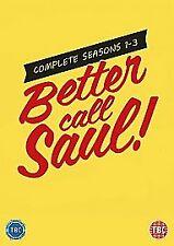 Better Call Saul - Series 1-3 - Complete (DVD, 2017)