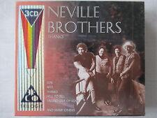 Neville Brothers - Thanks - 3 CD Box-Set Neu & OVP